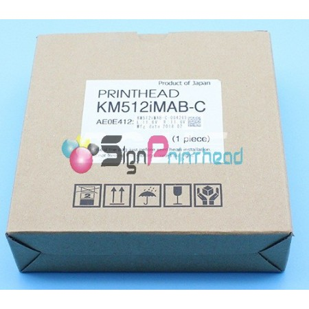 Brand New original KM512i MAB-C konica 512i water base printhead
